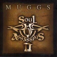 Muggs Presents Soul Assassins - Limited Edition Brand New Sealed Music Audio CD