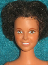 Vintage 1975 Dorothy Hamill Doll by Ideal-Nude- For parts or Repair-hand missin