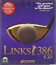 LINKS 386 PRO CD +1Clk Windows 10 8 7 Vista XP Install