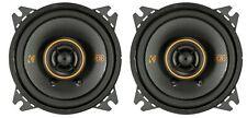 "Pair Kicker 47KSC404 KSC404 4"" 75 Watt 2-Way Car Stereo Speakers KSC40"