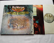 Rick WAKEMAN(YES)Journey through the centre..HOLLAND LP+Booklet A & M AMLH 63621