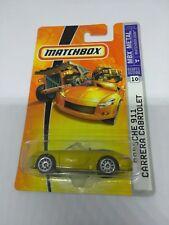 2007 MATCHBOX 1/64 SCALE DIE CAST PORSCHE 911 CARRERA CABRIOLET MBX METAL #10