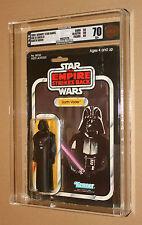1980 KENNER Star Wars ESB 41 BACK-D DARTH VADER Figure AFA 70 EX+