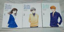 Fruits Basket Another, Vol.1,2, 3 (MANGA SET Natsuki Takaya Paperback ENGLISH