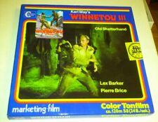 SUPER 8 FILM KARL MAY WINNETOU 3 nr-938-LEX-BARKER