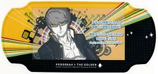 PSV P4G PERSONA 4 THE GOLDEN Limited Screen Flim for PS Vita 1000 Console + DLC