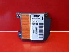 SMART FORTWO 450 CALCULATEUR AIRBAG REF 0001211V008 993791001
