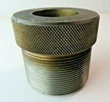 Shop Made 2 58 12 Thread Plug Gage 2625 Go Inspection Machining Tool