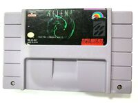 ***ALIEN 3 - SUPER NINTENDO SNES GAME - Tested Working & Authentic!***