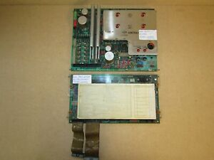 NSM CD FIRE Central Control Computer / Control Unit PCB, Tested Working