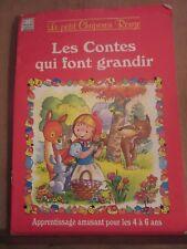 Le petit Chaperon Rouge, les contes qui font grandir/ Editions Hemma, 1997