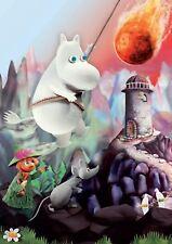 El Moomins Moomin nueva impresión de arte poster YF1415