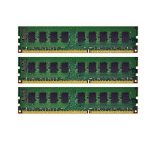 NEW 12GB (3x4GB) Memory ECC Unbuffered For Dell Precision T3500 DDR3-1333MHz