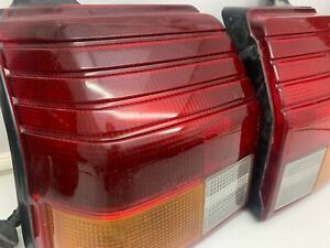 JDM Tail Lights Pair Toyota Starlet EP71 Zenki Pre facelift  OEM