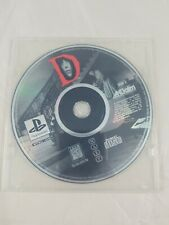 """Playstation """"D"""" Vampire Hunter Game - Disc 2 Only"""