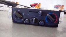 Isuzu Rodeo Denver Double Cab 2002-2006 HEATER CONTROL PANEL