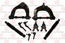 Suspension 4WD Mitsubishi Montero/Pajero Control Arms Shock Absorbers Rack Ends