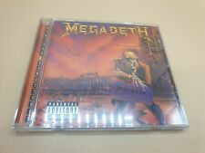 CD Megadeth-Peace Sells... but who's Buying?