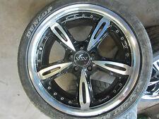ASA alufelge 8Jx18 18 Zoll ET35 5x115 Mercedes E-Klasse W210 e280
