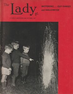 The Lady Magazine, 26th June 1967 - Motoring, Guy Fawkes, Halloween