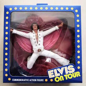 "NECA Elvis Presley 7"" Scale Figure Statue Figurine Live in '72 Official In Stock"