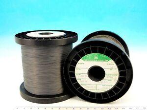 100ft 30m O ISOTAN Constantan 31AWG 0.22mm 12.89 Ω/m  3.9 Ω/ft Resistance WIRE