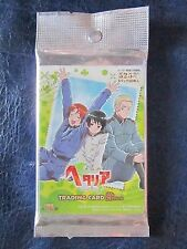 Axis Powers Hetalia Animation Edition Trading Card Younger Brother (Part 2) Pack