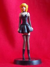 "UNOPENED Death Note MISA AMANE Figure SOLID PVC JUN PLANNING 4""  10cm / UK DSP"