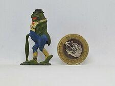 Britains hollow-cast lead Cococub figure - Freddie Frog (Blue Trousers)