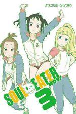 Soul Eater NOT!, Vol. 3, Ohkubo, Atsushi, Good, Paperback