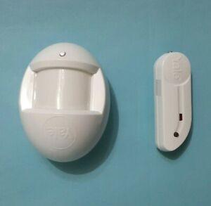 Brand new Yale Door / window contact & PIR motion detector for HSA range alarm