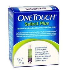 One Touch Select Plus de tiras de prueba