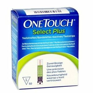 One Touch Select Plus Test Strips