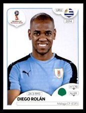 Panini World Cup 2018 (Pink Back) Diego Rolan Uruguay No. 99