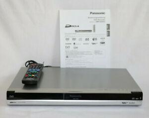Panasonic DMR-EX93CEGS DVD-Recorder mit DVB-C Tuner   250 GB HDD   Silber