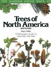 The Random House Book of Trees of North America and Europe: A Photogra-ExLibrary