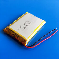 3.7V Li Po Battery 4000mAh for Tablet PC DVD Power Bank  Mobile Phone PAD 105068