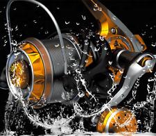 Sea Fishing Reel. Long Casting Reel. Carbon Fishing Reel. Large Spinning Reel.