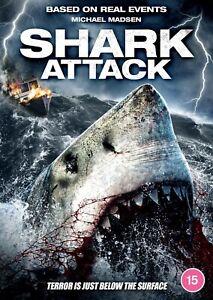 SHARK ATTACK (RELEASED 28th DECEMBER) (DVD) (NEW)