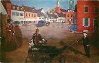 Historical Society Museum York County Pennsylvania PA Postcard