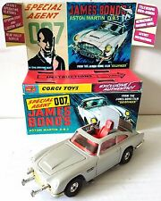 CORGI 271 James Bond 007 ASTON MARTIN DB5 Diecast Model Car In Repro 261 Box [z]