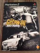 The Getaway: Black Monday Not For Resale RARE (Playstation 2, 2005) PS2