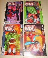 Ultimate Marvel Team-Up 1, 2, 3, 14, Wolverine, Hulk, Black Widow, Spider-Man