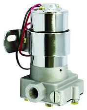 "High Flow Performance Electric Fuel Pump 130GPH Universal Fit 3/8"" NPT Ports"
