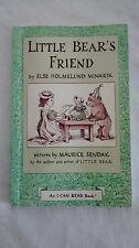 Little Bear's Friend by Else Holmelund Minarik (1984, Paperback)
