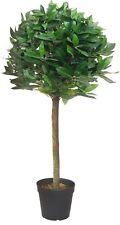 Lorbeerbaum 85 cm Kunstbaum Kunstpflanze Kunstblume künstliche Deko McPalms