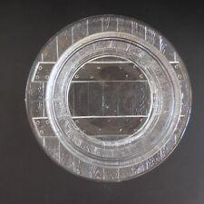 Vide-poche verre art-déco