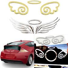 3D ange fée ailes voiture auto camion logo emblème emblème autocollant