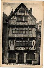 CPA  Morlaix (Finistére ) -  Maison de la Reine Anne   (206918)