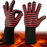 Heat Resistant Gloves Oven Hot Grilling BBQ Mitt 932℉ Cooking Extreme Kitchen FJ